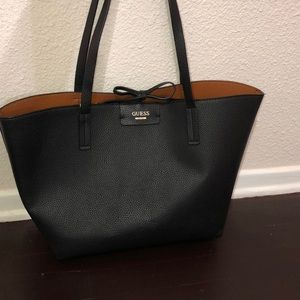 684a52492bd1d Guess Bags - GUESS reversible tote bag
